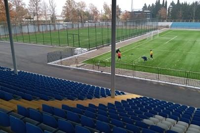 Tovuz stadionunda təmir işləri yekunlaşır