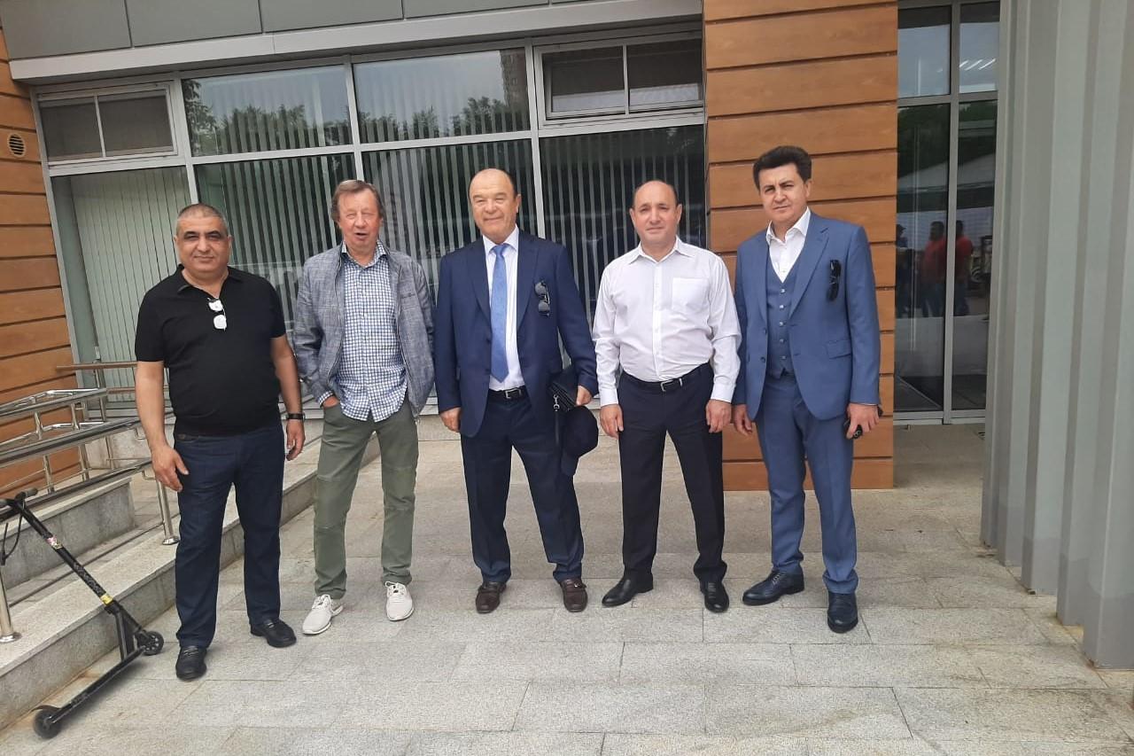Azərbaycanlı iş adamları Marat Kabayev üçün yubiley turniri keçirdi