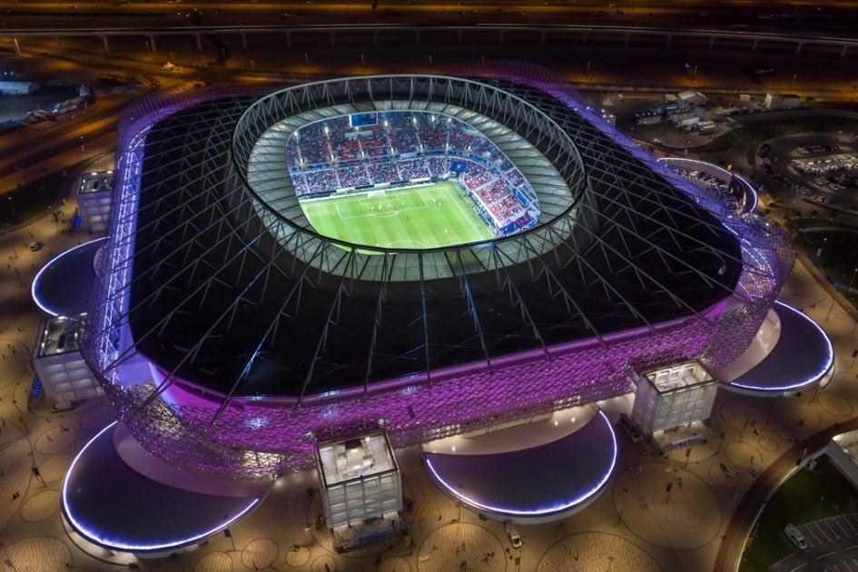 DÇ-2022 üçün daha bir stadionun açılışı oldu -